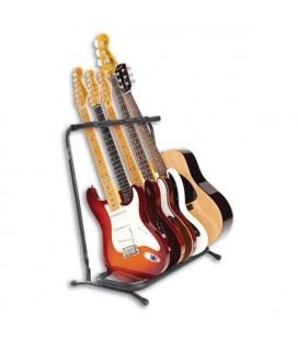 Soporte Fender para 5 Guitarras