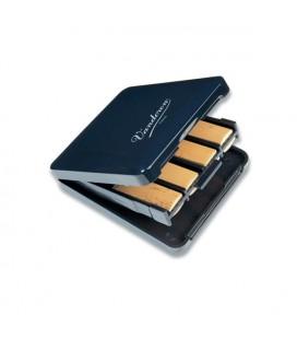 Porta palhetas Vandoren VCR810 para Clarinete Soprano ou Requinta