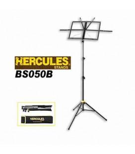 Estante Hercules BS050B Plegable Negra con Funda
