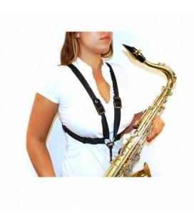 Correa BG S41SH Saxofono Alto Tenor Barítono para Señora
