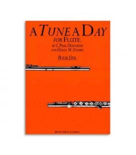 Livro Music Sales BM10157 Tune a Day Flute Book 1
