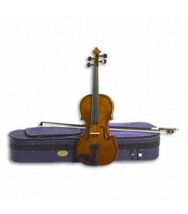 Foto del violin Stentor Student I 4/4 con el arco y estuche