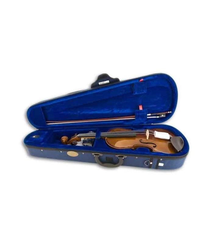 Foto do violino Stentor Student I 1/2 no estojo