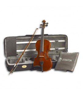 Stentor Violin Conservatoire 1/2 with Bow and Case