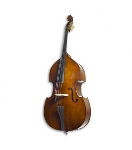 Double Bass Stentor Student II SN 4/4 with Bow and Bag