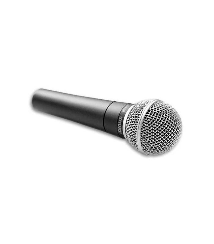 Foto do microfone Shure SM58-LCE