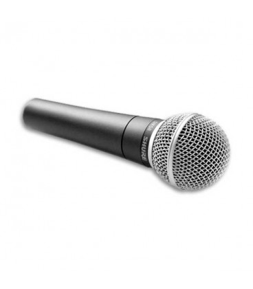 Photo of microphone Shure SM58-LCE