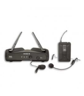 Microfone Sem Fio Proel WM202H UHF Headset