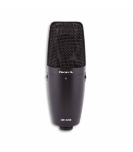 Microfone Condensador USB CM12USB