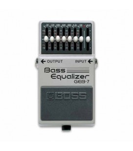 Pedal Boss GEB 7 Bass Graphic Equalizer