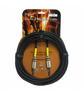 Kisound Cable KSFS20 for Guitar 6m Cut Off