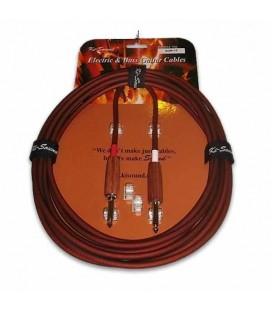 Cable Kisound KSSUW15 para Guitarra 4,5m Cut Off