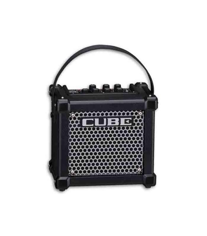 Foto do amplificador Roland M-CUBEGX