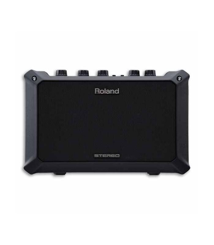 Foto superior del amplificador Roland Mobile AC