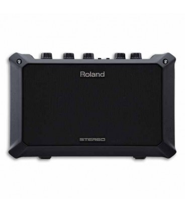 Top photo of amplifier Roland Mobile AC