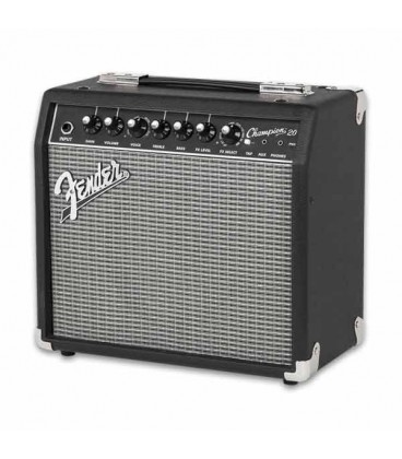 Frontal photo of Fender Champion 20