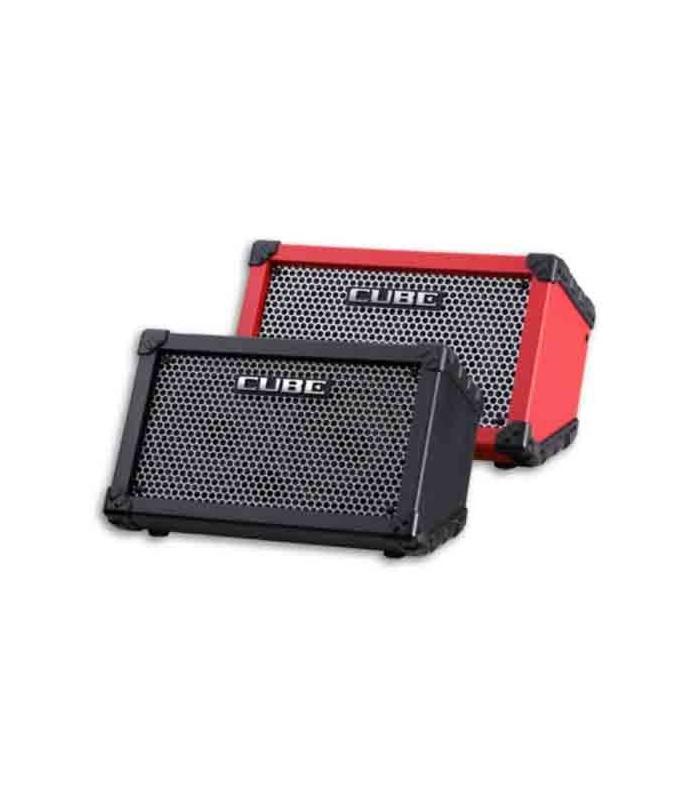 Acabados del Amplificador Roland Cube ST
