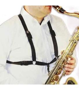 Correia Grande BG S43SH para Saxofone Alto ou Tenor ou Barítono