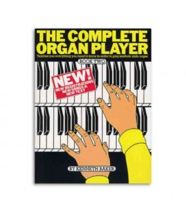 Complete Organ Player Book 2 AM19449