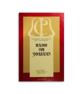 Livro Edições 70 Dialogo com Stockhausen