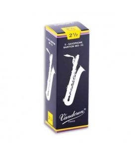 Palheta Vandoren SR2425 Saxofone Barítono 2 1/2