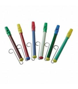 Flute a Slide in Plastic 0/020