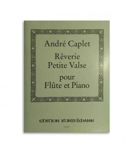 Caplet Reverie and Petite Valse Peters