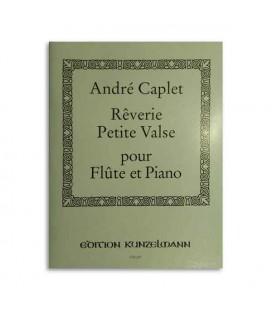 Libro Edition Peters GM607 Caplet Reverie and Petite Valse