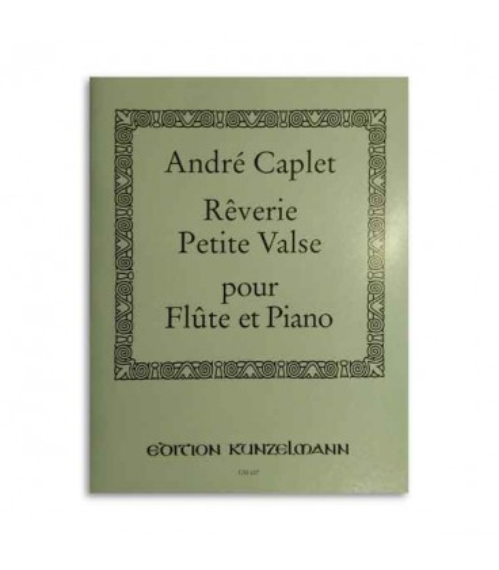 Caplet Reverie & Petite Valse GM607