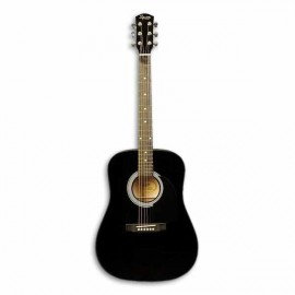 Guitarra Folk Fender Squier SA 105 Preta