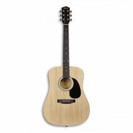 Guitarra Folk Fender SA 105 Squier Natural