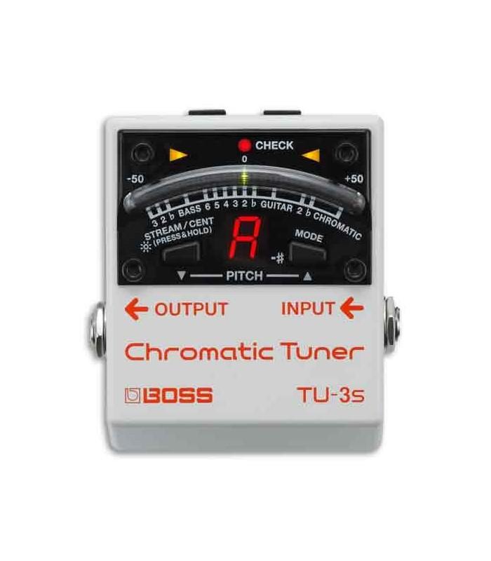 Afinador Cromático con Pinza TU-01