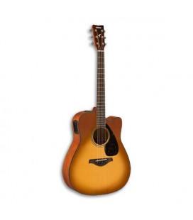 Guitarra Electroacústica Yamaha FGX800C SDB Abeto Nato Sand Burst