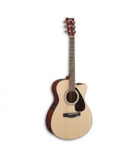 Guitarra Electroacústica Abeto Nato FSX315C NAT