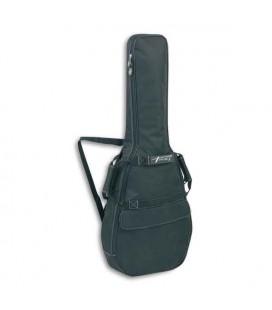 Saco Turtle PS222205 Almofadado em Nylon para Guitarra Folk 10MM Mochila