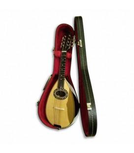 Mandolina Artimúsica BANDESP de Lujo Especial Palisandro con Clavijero y Estuche