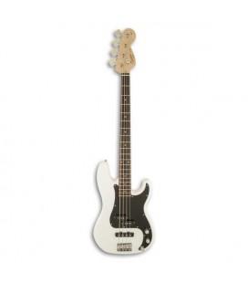 Guitarra Baixo Squier Affinity Precision Bass RW Olympic White