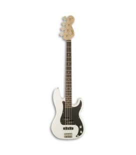 Guitarra Bajo Squier Affinity Precision Bass RW Olympic White