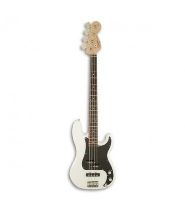 Bass Guitar Squier Affinity Precision Bass RW Olympic White