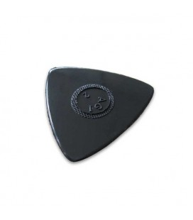 Dragão Viola 2 Pick Nylon Triangular