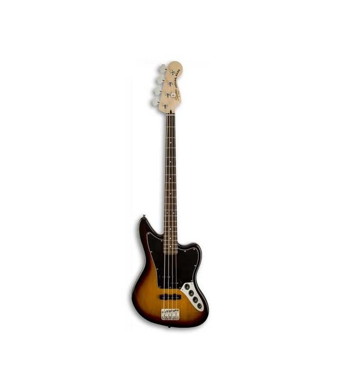 Guitarra Baixo Squier Vintage Modified Jaguar Bass Special RW 3 Color Sunburst