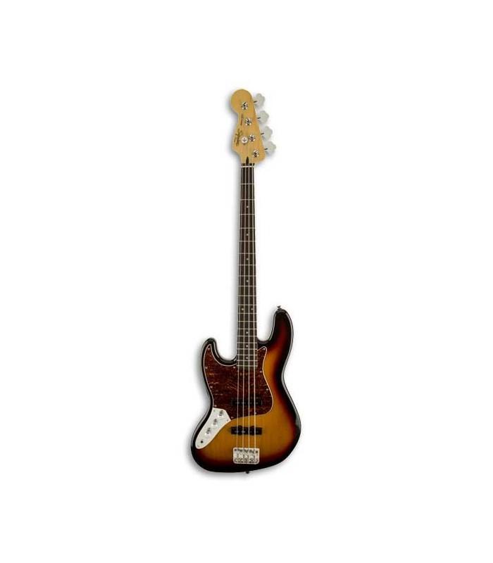 Guitarra Baixo Squier Vintage Modified Jazz Bass RW 3 Color Sunburst para Esquerdino