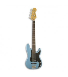 Guitarra Baixo Fender Squier Vintage Modified Precision Bass RW Lake Placid Blue