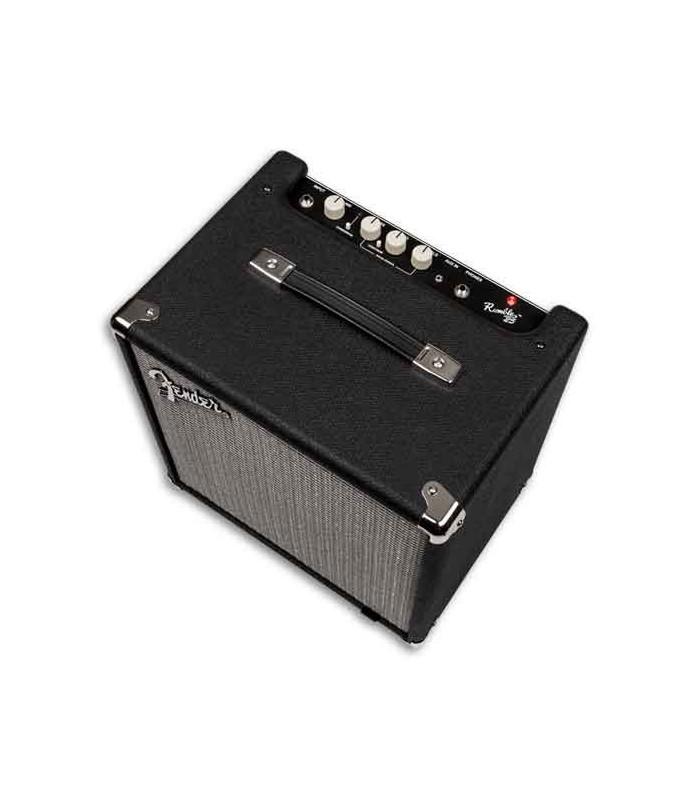 Fender Rumble 25 V3 Bass Guitar Combo Amplifier : fender bass amp fender rumble 25 bass 25w v3 ~ Russianpoet.info Haus und Dekorationen