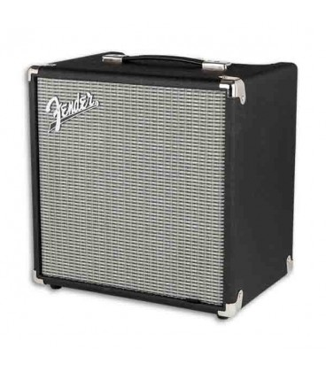 Photo of amplifier for bass Fender Rumble 25