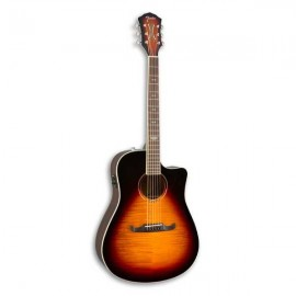 Guitarra Eletroacústica Fender T Bucket 300 CE 3 Color Sunburst