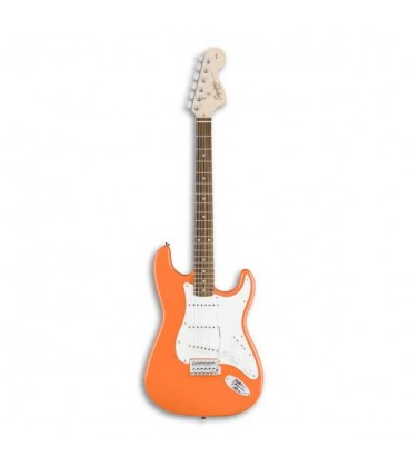Guitarra Elétrica Squier Affinity Stratocaster RW Competition Orange