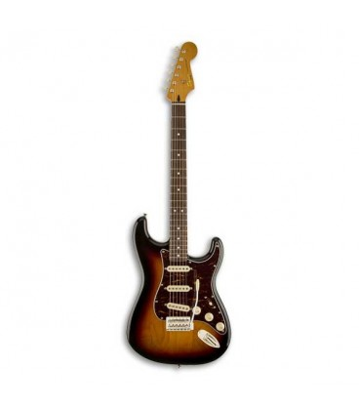 Guitarra Eléctrica Squier Classic Vibe Stratocater 60S RW 3 Color Sunburst