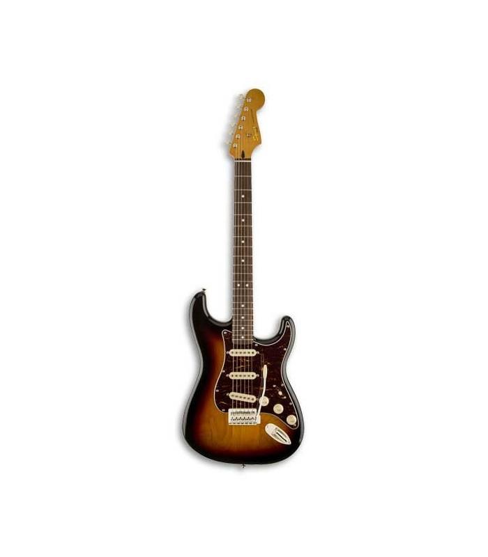 Guitarra Elétrica Squier Classic Vibe Stratocater 60S RW 3 Color Sunburst