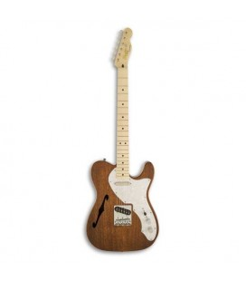 Fender Electric Guitar Squier Classic Vibe Telecaster Thinline MN Natural